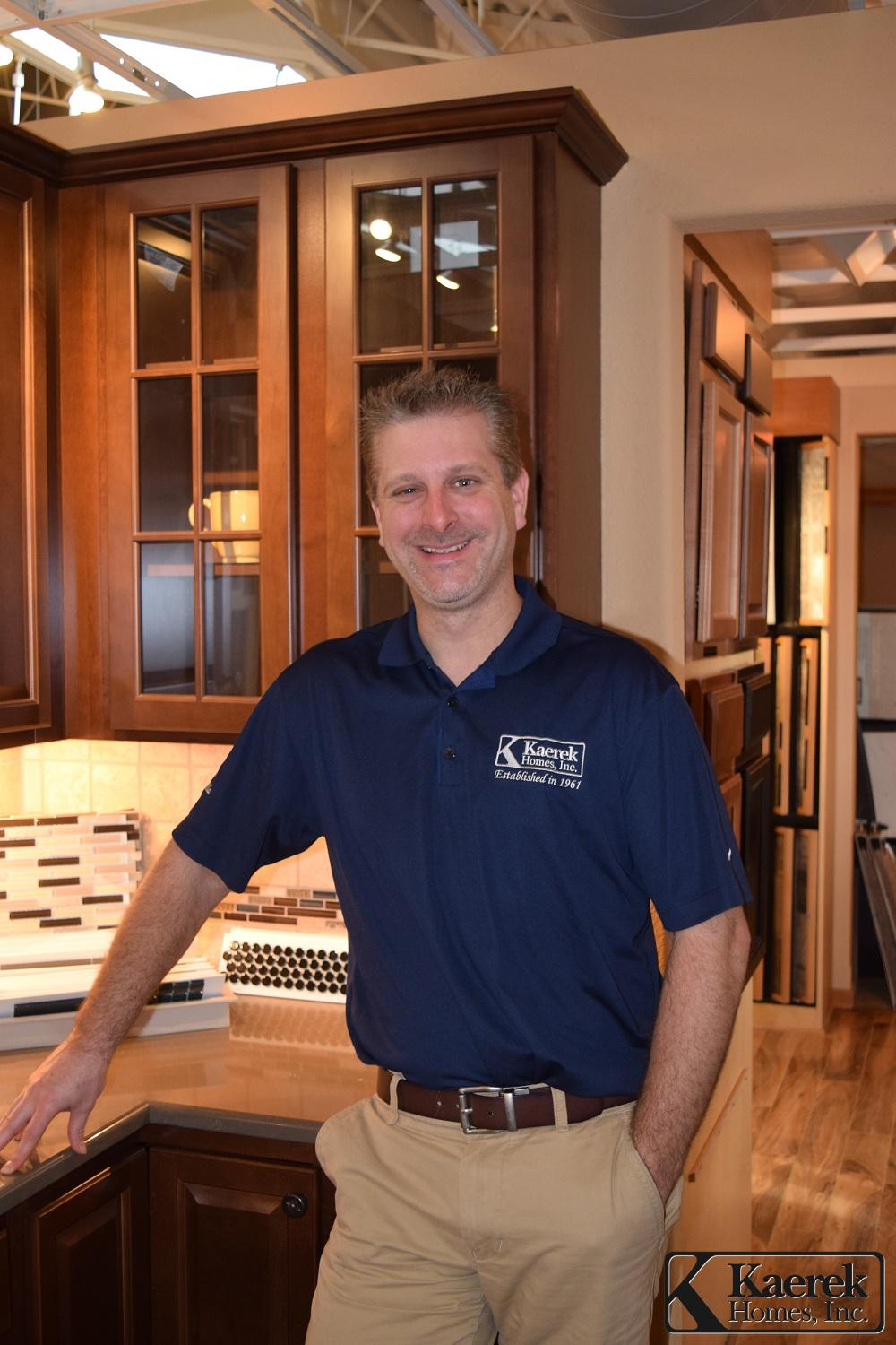 Jeff - Architectural Department Manager