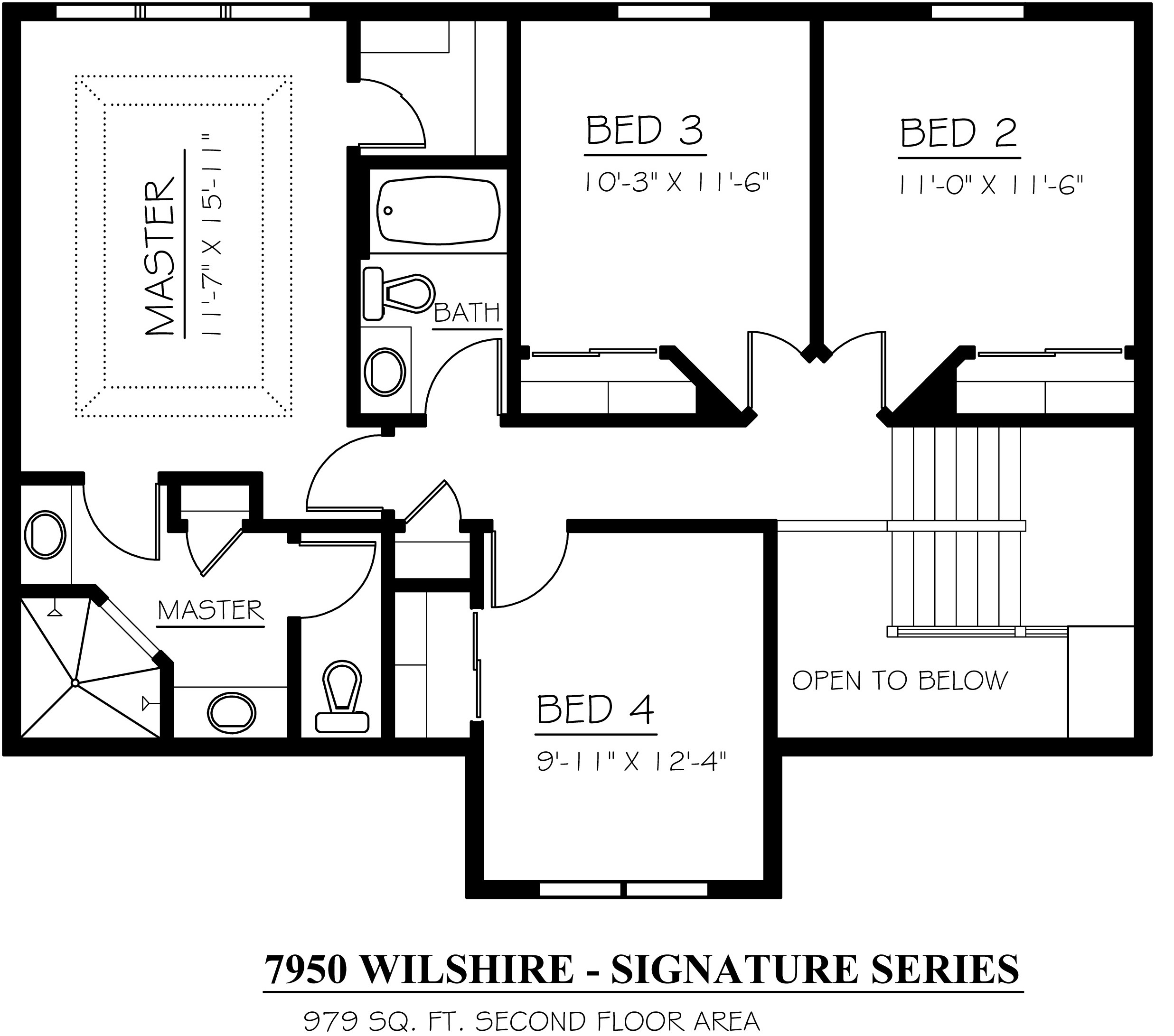 Wilshire Homes Floor Plans House Plans