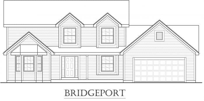 Kaerek Homes Bridgeport Elevation
