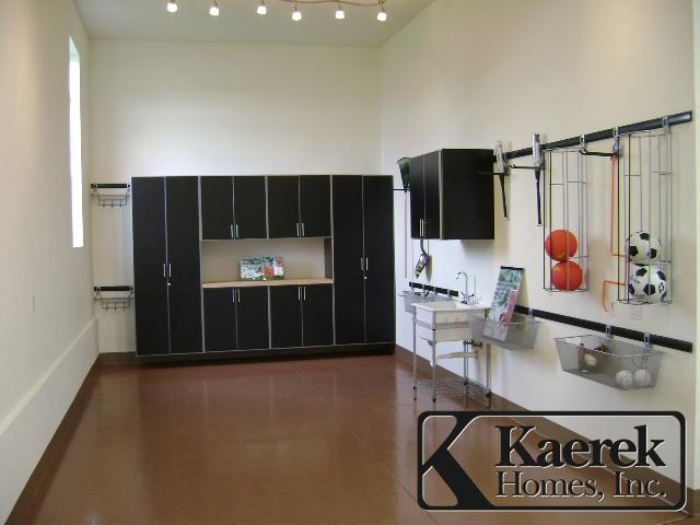 Kaerek Homes Garage