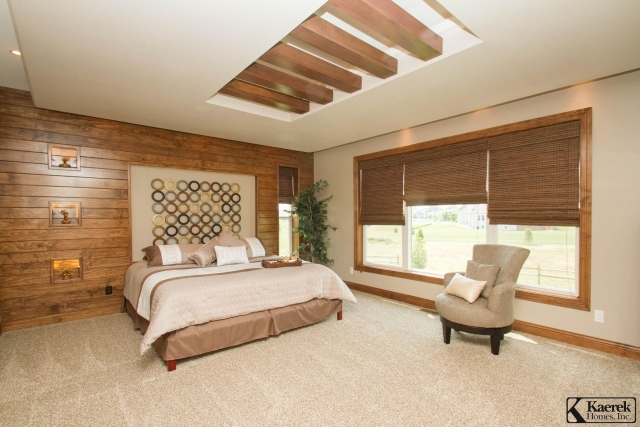 Kaerek Homes Master Bedroom