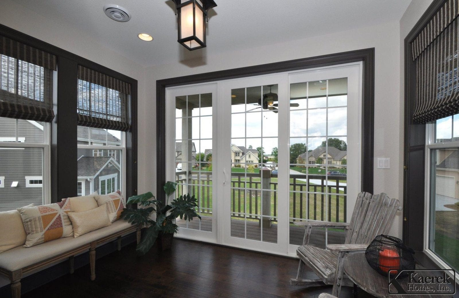 Kaerek Homes Sunroom