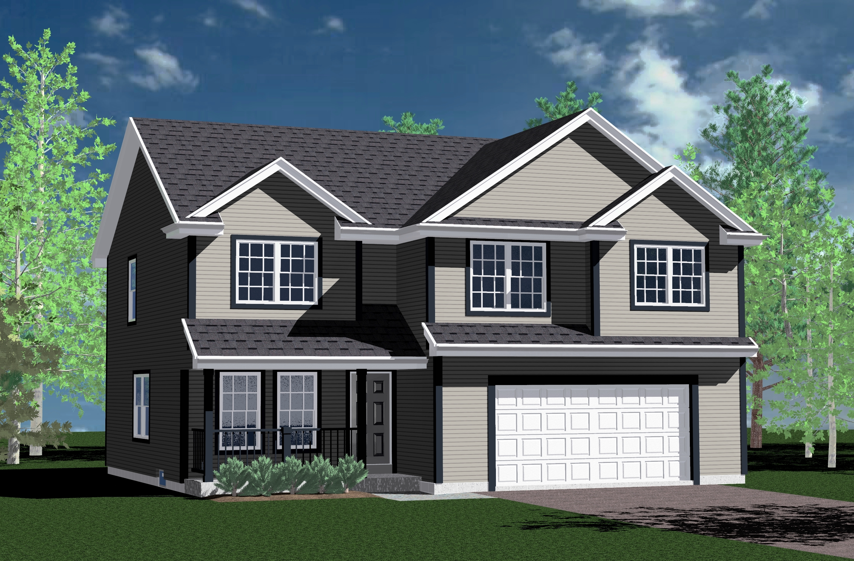 Madison i kaerek homes for Madison home builders house plans