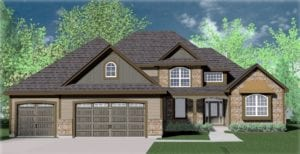 hampton park - KAEREK HOMES INC.